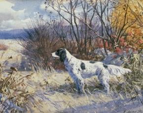 Artist Aiden Lassell Ripley 1896-1969.