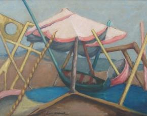 Artist Louis Wolchonok 1893-1973.