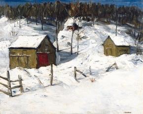 Artist Henry Glintenkamp 1887-1946.