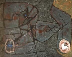 Artist Melville Price 1920-1970.