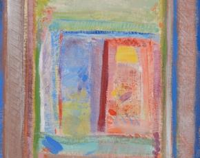 Artist Robert Natkin 1930-2010.