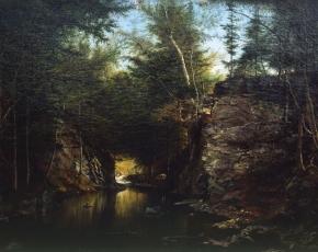 Artist James Hope 1818-1892.