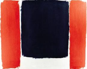 Artist Ray Parker 1922-1990.