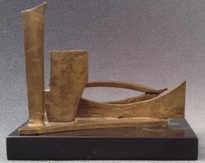 Artist Dorothy Dehner 1900-1994.