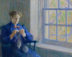 Artist Gertrude Magie 1862-unknown.