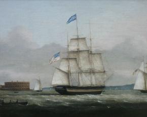 Artist James Pringle 1788-1847.