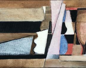 Artist Eleanor de Laittre 1911-1998.