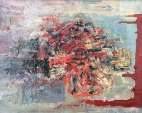 Artist Hans Burkhardt 1904-1994.