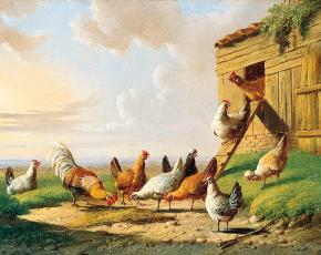 Artist Albertus Verhoesen 1806-1881.