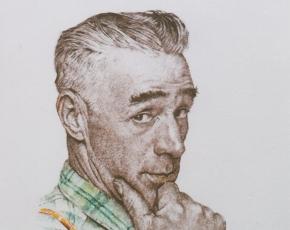 Artist Norman Rockwell 1894-1978.