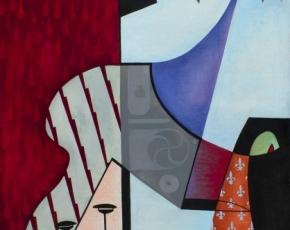 Artist Dwinell Grant 1912-1991.
