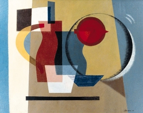 Artist Art Brenner 1924-2013.