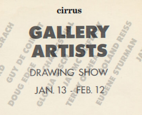 Drawings Show