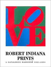Robert Indiana Prints (hardcover)