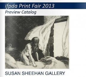 IFPDA Print Fair 2013