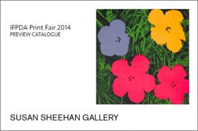 IFPDA Print Fair 2014