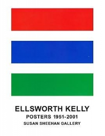 Ellsworth Kelly Posters 1951- 2001