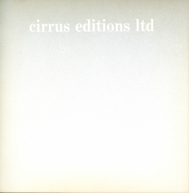cirrus editions ltd