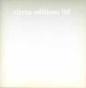cirrus editions ltd