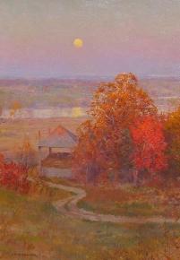 Autumn Moonrise c.1910