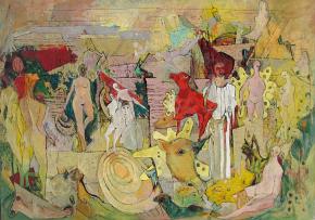 Ancient Revel 1945-1946