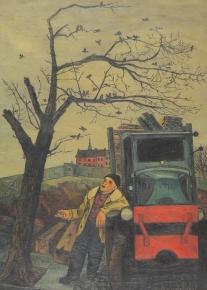 The Junkman's Serenade c.1935