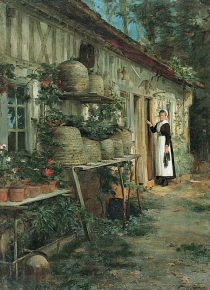 Beekeepers Daughter 1881