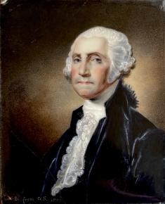 George Washington 1822