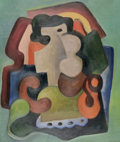 Untitled Abstraction c.1938