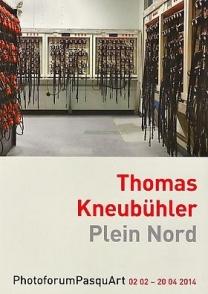 PLEIN NORD : THOMAS KNEUBÜHLER AU CENTRE PASQUART À BIENNE, SUISSE