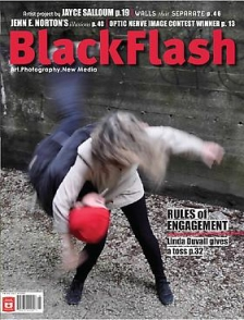 CHERYL PAGUREK FEATURED IN BLACKFLASH MAGAZINE