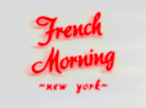 French Morning New York