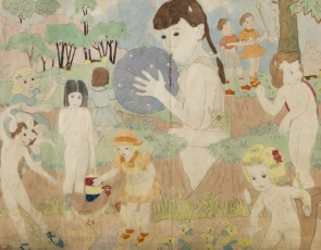 The Double-Sided Dominions of Henry Darger