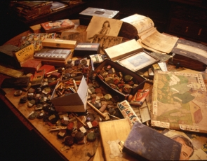 Henry Darger's Room: Photographs by Keizo Kitajima