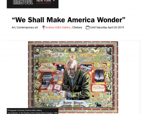 """We Shall Make America Wonder"" Review"