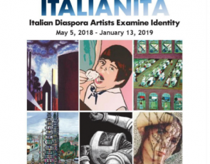 Ralph Fasanella at Italian American Museum of Los Angeles (IAMLA)