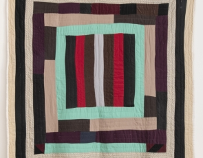 Gee's Bend Quilter Lola Pettway Works in a Long Family Tradition
