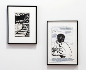 Raymond Pettibon: Prints and Drawings