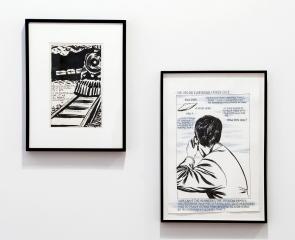 Raymond Pettibon: Prints and Drawings