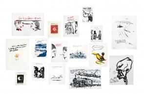 Raymond Pettibon: New Editions Set