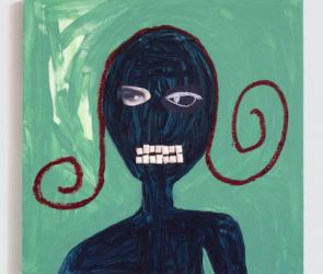 Melissa Stern painting