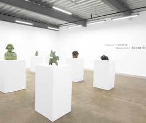 Valerie Hegarty installation