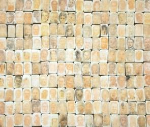 Jesse Krimes soap work installation