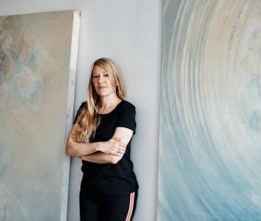 Amy Myers portrait