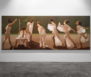 Installation view, 'Mambo', Sylvia Maier