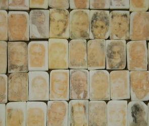 Jesse Krimes soap work