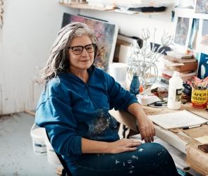 Valerie Hegarty - Portrait, 2018