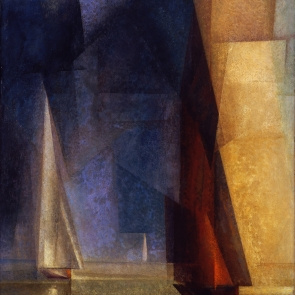 Calm at Sea by Lyonel Feininger