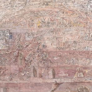Arena of Civilization by Mark Tobey
