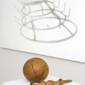 Bilboquet by Marcel Duchamp